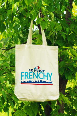 TOTEBAG FRENCHY