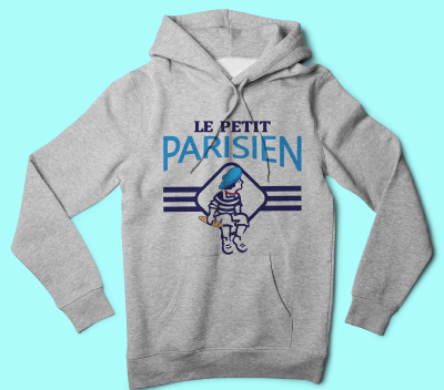 SWEAT LE PETIT PARSIEN