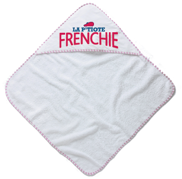 CAPE DE BAIN LA  P'TIOTE FRENCHIE
