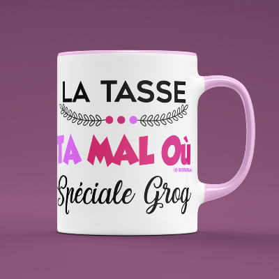 MUG COLLEGUE PARFAIT