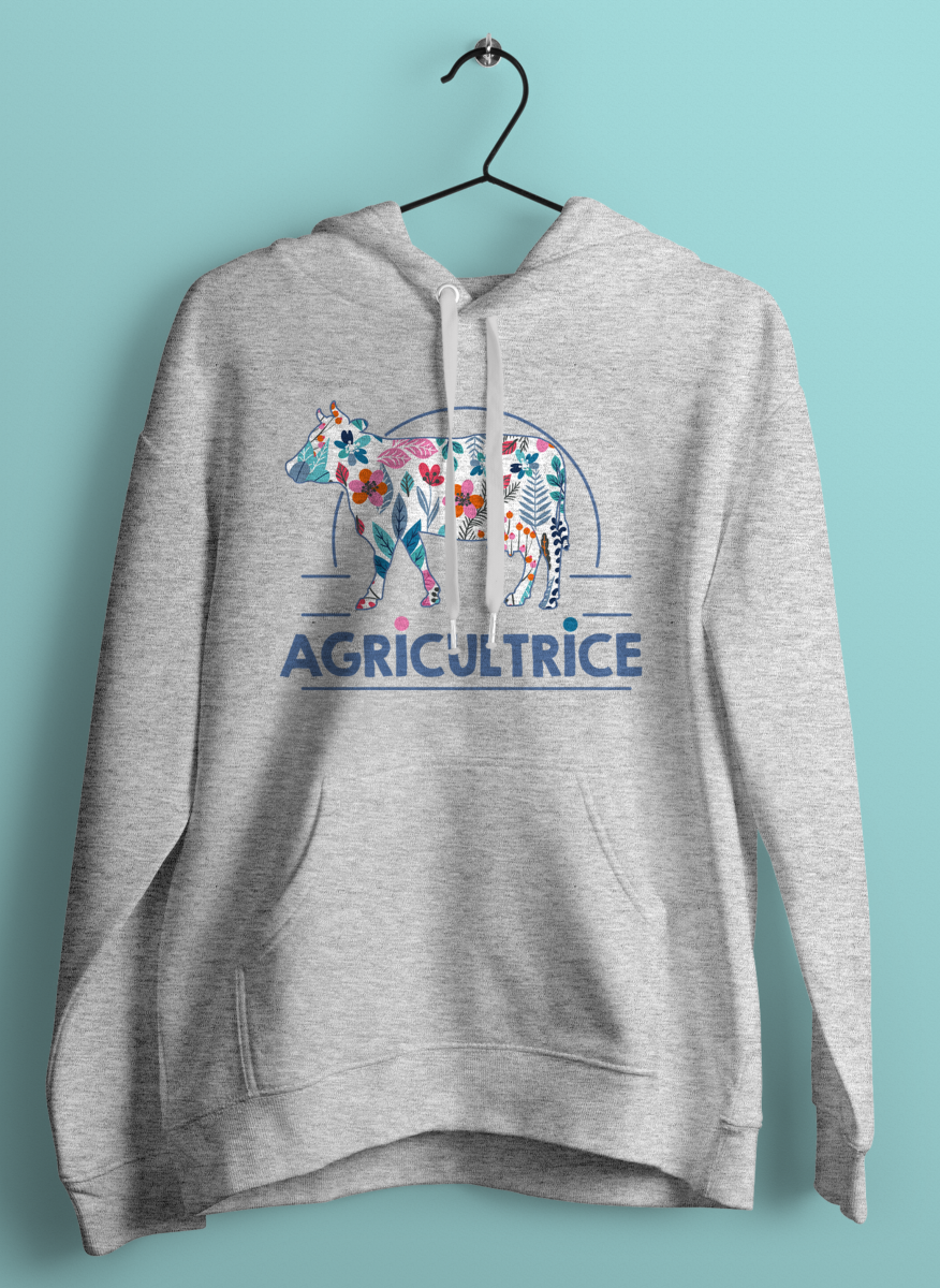 HOODIE AGRICULTRICE