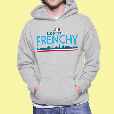 "SWEAT ""LE P'TIOT FRENCHY"""