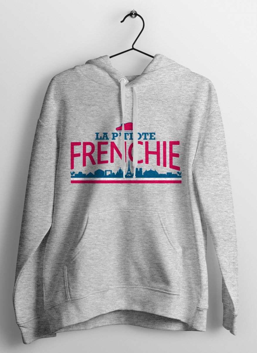 "HOODIE "" FRENCHIE """