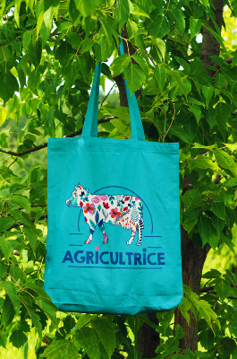 "TOTEBAG ""AGRICULTRICE"""